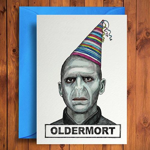 Oldermort - Birthday Comedy