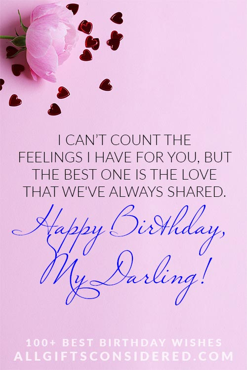 Thoughtful Birthday Quotes for Spouses