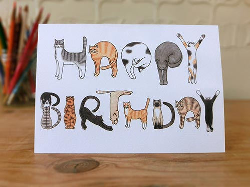 Silly Birthday Cards for Mom