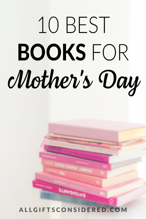 10 Books for Mother's
