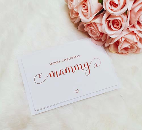Best Christmas Cards for Mom