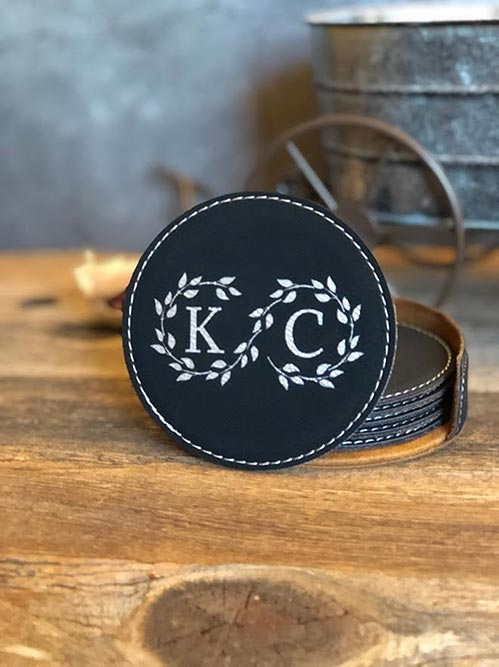 Best Leather Coasters