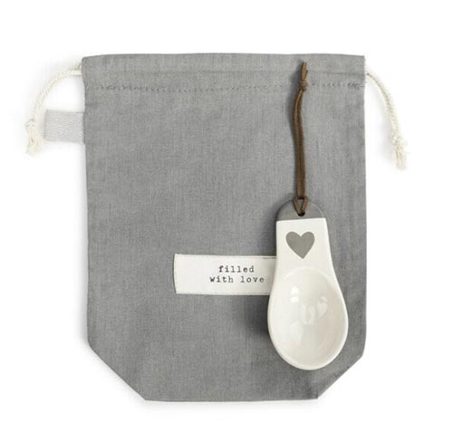 """""""Filled with Love"""" Coffee Bag"""