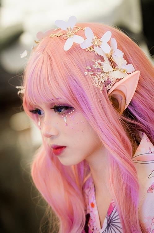 Pastel Fairy Cosplay