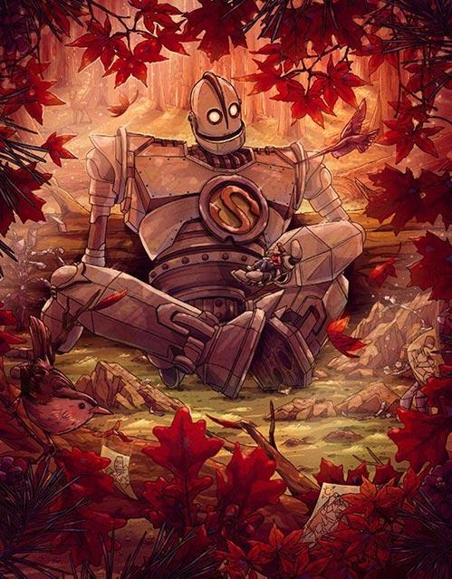 Iron Giant Fan Art