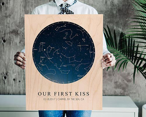 Our First Kiss: Creative Romantic Presents