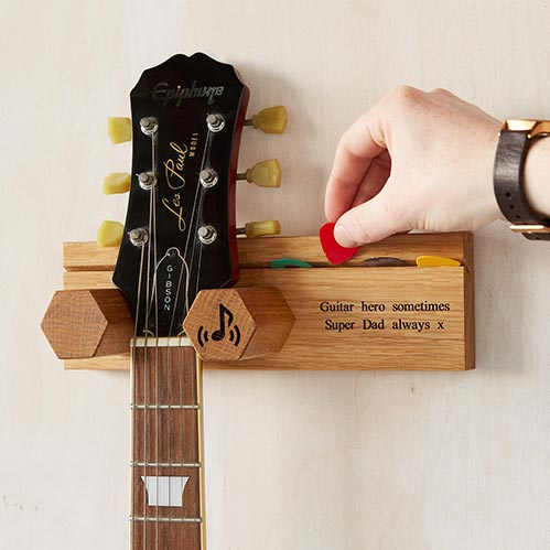 Personalized Guitar Mount