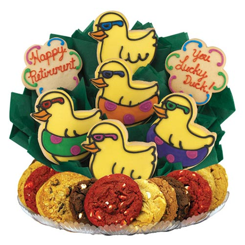 Lucky Ducky Cookies