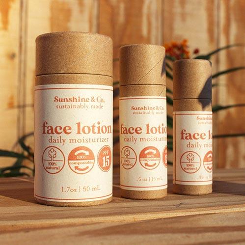 Natural Face Lotion