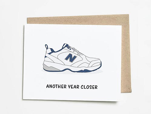 Best Birthday Cards: Another Year Closer