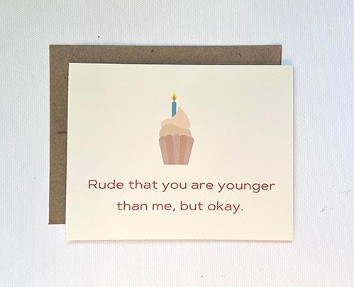 Funny Rude Birthday Cards