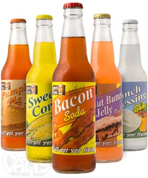 Food Flavored Soda
