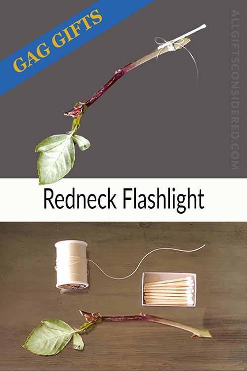 Redneck Flashlight