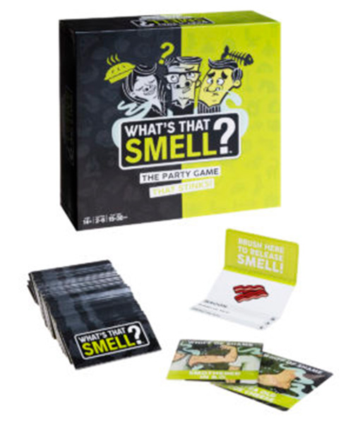 What's that Smell? Game
