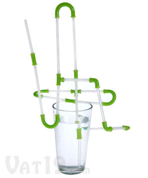 Silly Straw Contraptions