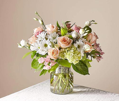 Comforting Flower Bouquet
