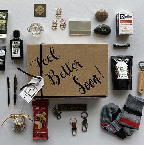 Feel Better Box For Men