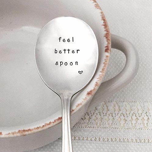 Feel Better Spoon