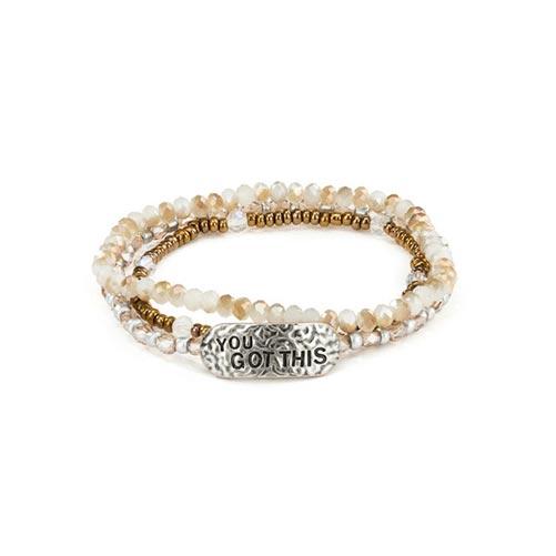 You Got This Bracelet
