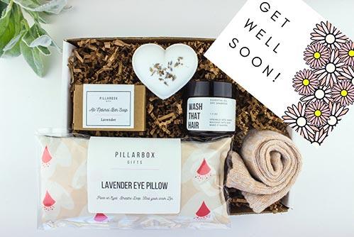 Feel Better Soon Gift Spa Box