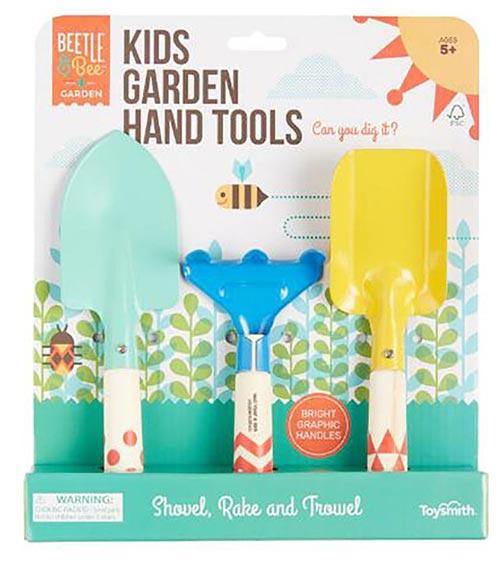 Children's Gardening Hand Tools
