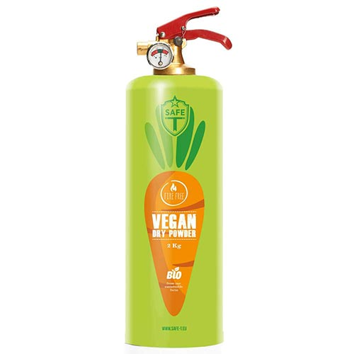 Fire Extinguishers for Gardeners