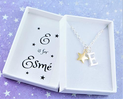 Personalized Necklace for 8 Year Olds