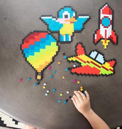 Pixel Puzzle Set