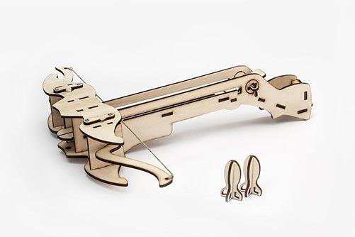 Wooden Crossbow Kit