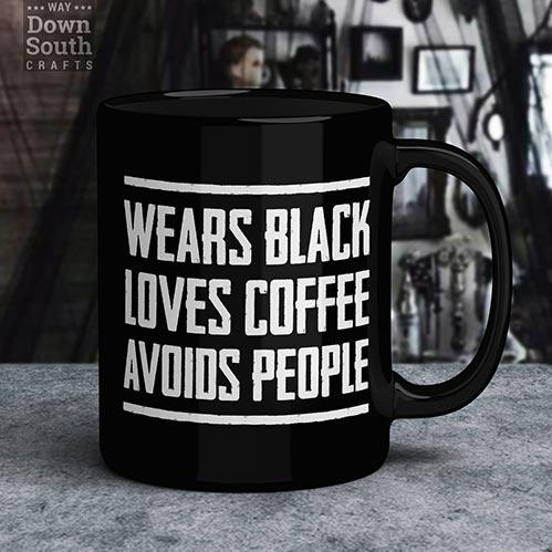 Funny Mug for Goths