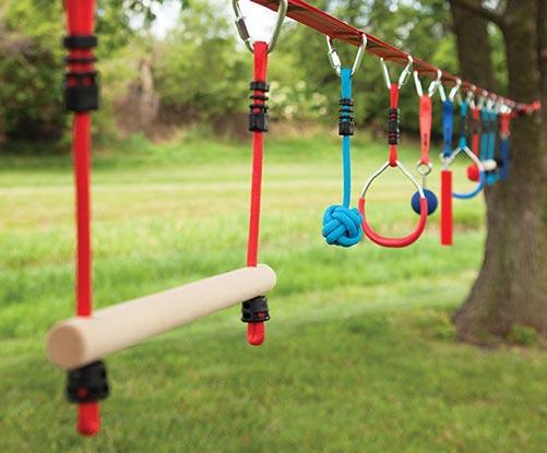 Outdoor Ninja Rope