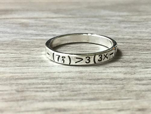 Formula Rings for Couples