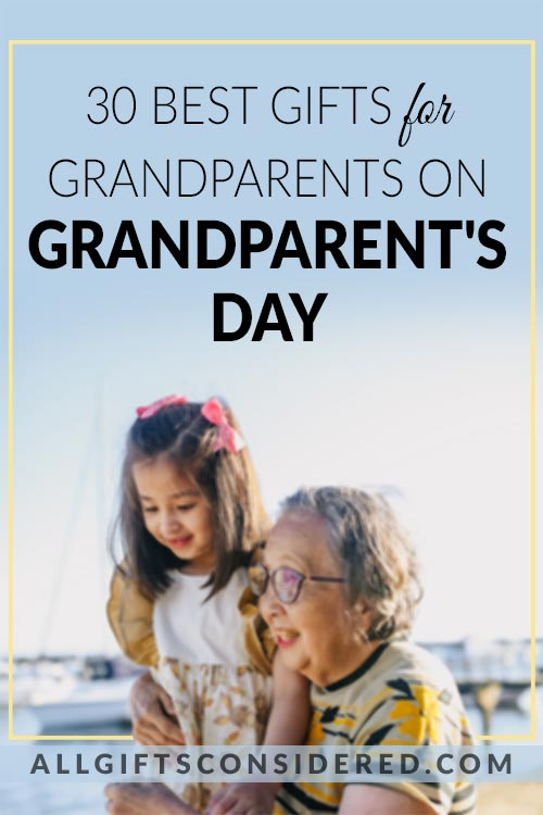 30 Best Gifts for Grandparents Day Gifts