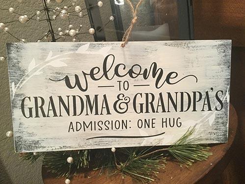 Grandparents Signs