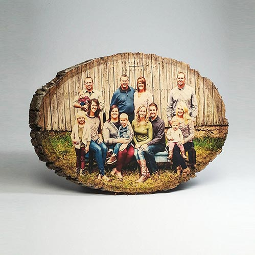 Custom Wooden Picture