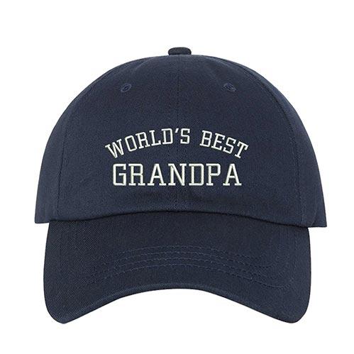 Worlds Best Grandpa Hat