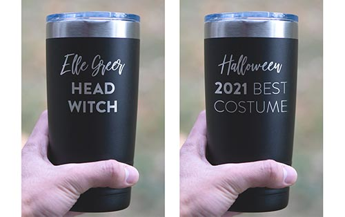 Personalized Halloween Prizes