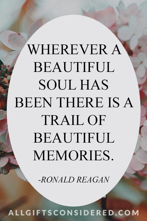 Beautiful Soul - Rest in Peace Quotes