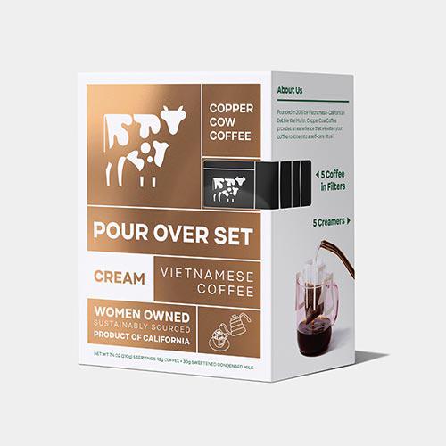 Pour Over Vietnamese Coffee Set