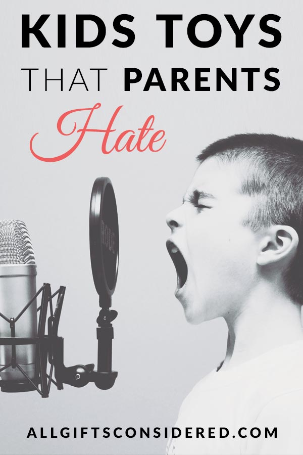 Annoying Gifts Parents Hate