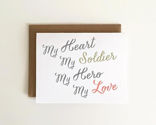 My Heart, My Soldier