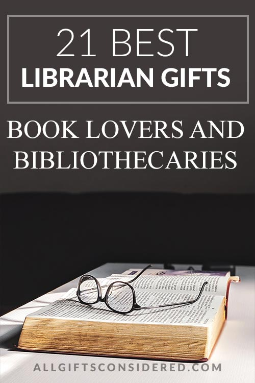 Best Gifts for Book Lovers and Bobliothecaries