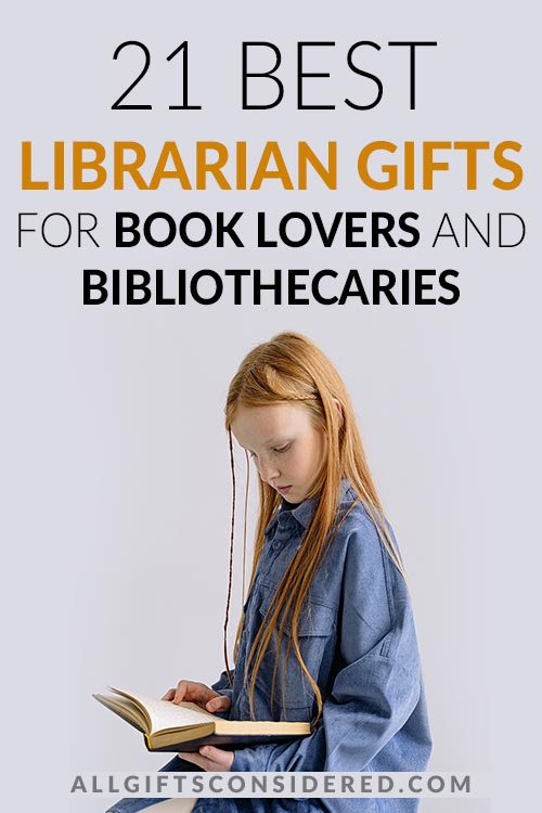21 Best Librarian Gifts