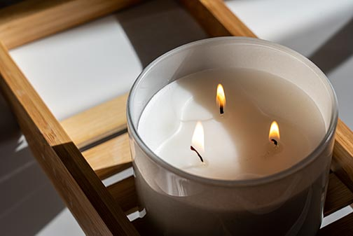 DIY Candles for Couples