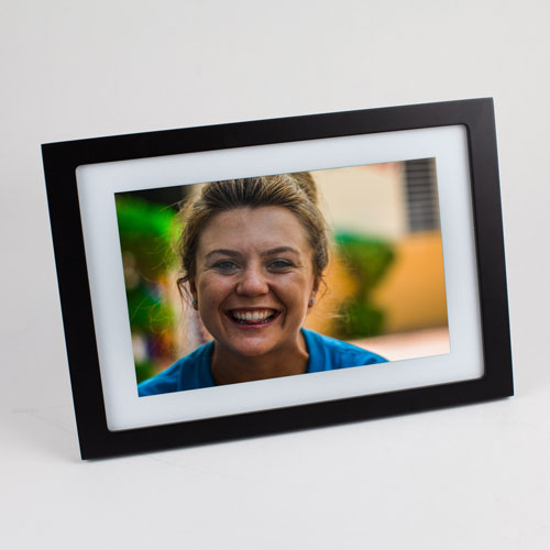 Skylight Frame for Long Distance Couples
