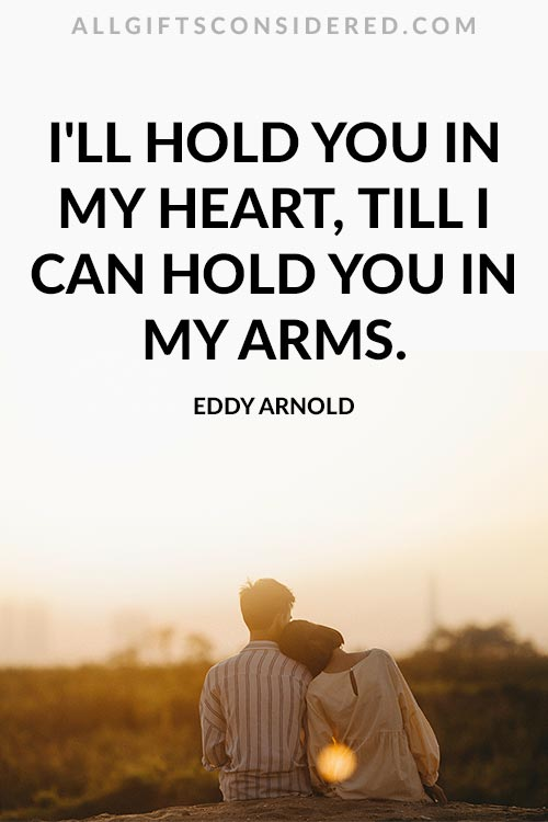 I'll Hold You... Quotes