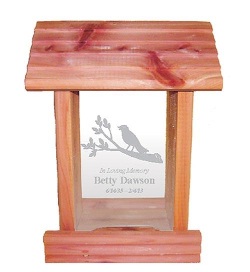 Memorial Bird Feeder