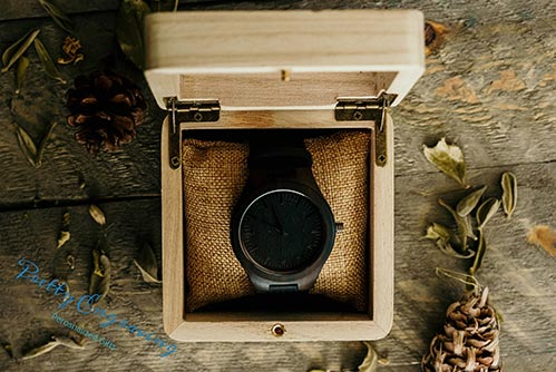 Personalized Watches and Cases