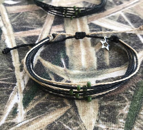 Remember Me: Army Bracelets