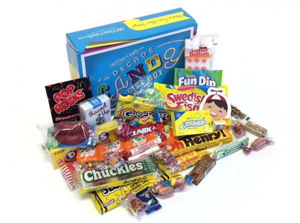Candy from the Decades